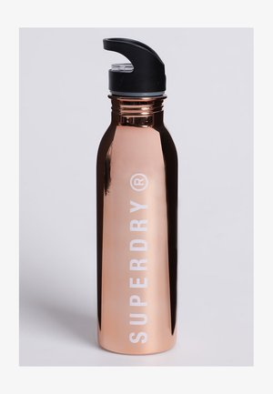 Drink bottle - rose gold