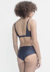boochen - AMAMI - Bikini bottoms - dark blue - 2