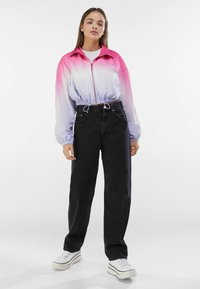 Bershka - Light jacket - pink - 1