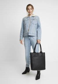 Even&Odd - Tote bag - black - 1