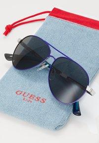 Guess - Sunglasses - dark blue/blue - 3