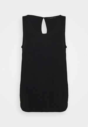 VMSIMPLY EASY TANK - Blouse - black
