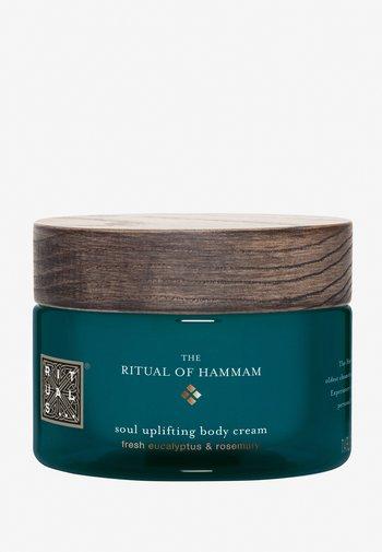 THE RITUAL OF HAMMAM BODY CREAM - Moisturiser - -