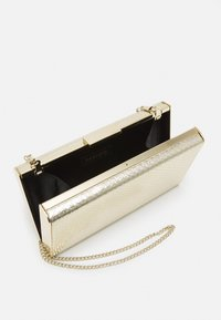 PARFOIS - BOX BAG PET M - Kopertówka - gold-coloured - 2