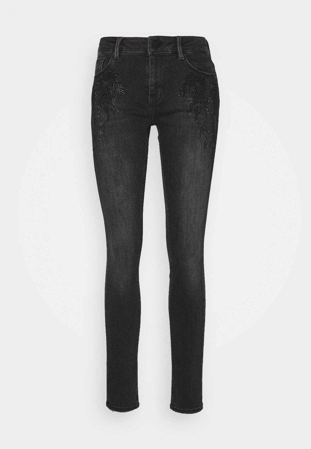 NOUK - Jeans Skinny Fit - strass