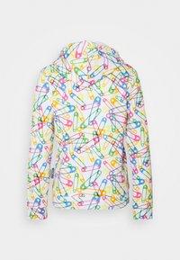 Moschino Underwear - HOODIE - Pyjamasoverdel - white - 1
