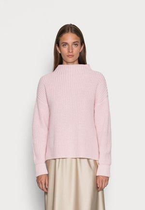 SLFSELMA - Jumper - chalk pink