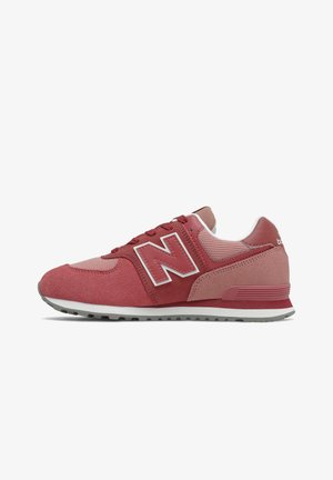 Trainers - deep earth red/washed henna