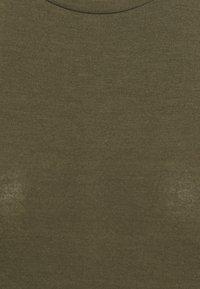 Noisy May Tall - NMMULTO SHORT DRESS - Sukienka z dżerseju - kalamata - 2
