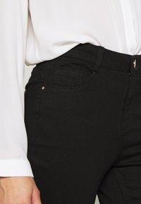Dorothy Perkins Petite - SHAPING JEAN - Jeans Skinny Fit - black - 5
