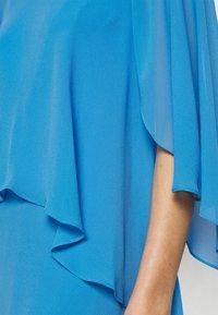 Lauren Ralph Lauren - CLASSIC DRESS - Koktejlové šaty/ šaty na párty - captain blue - 5