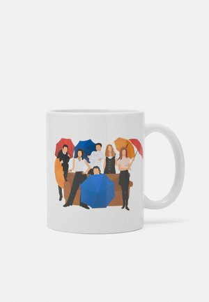 ANYTIME MUGS 4 PACK - Accessoires - Overig - white/friends be there
