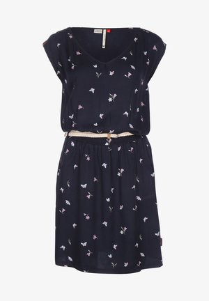 CAROLINA W - Day dress - navy