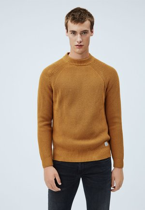 ANGELO - Pullover - toffee