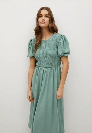 Robe d'été - vert menthe