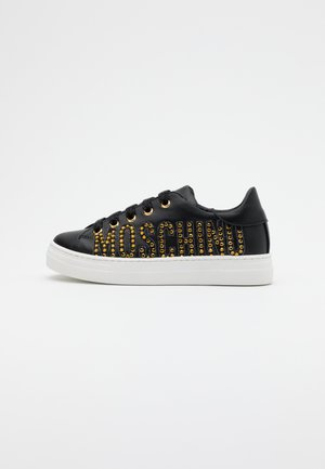 Sneaker low - black/gold