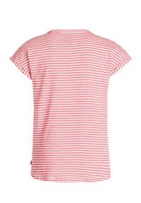 WE Fashion - Print T-shirt - red - 1