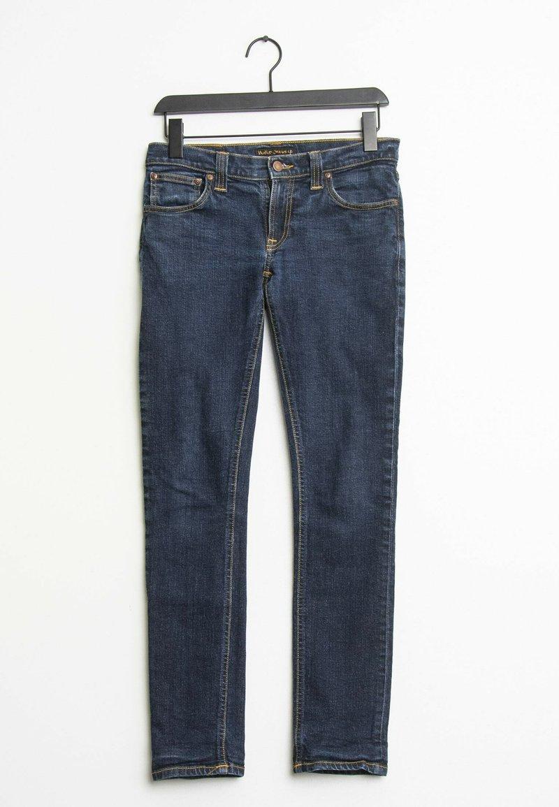 Nudie Jeans - Straight leg jeans - blue