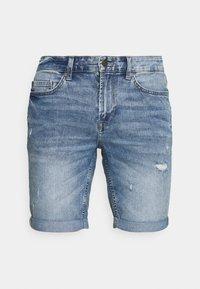 Only & Sons - ONSPLY LIFE BLUE  - Denim shorts - blue denim - 3