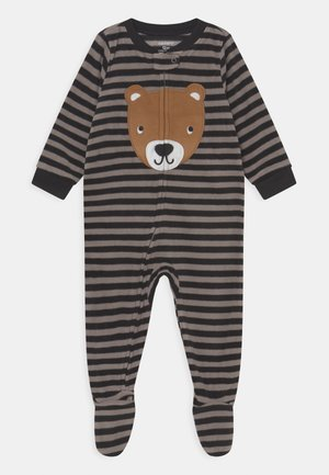 BEAR - Sleep suit - gray