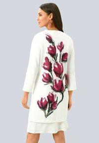 Alba Moda - Short coat - off-white rot - 2