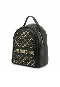 Love Moschino - Rucksack - black - 2