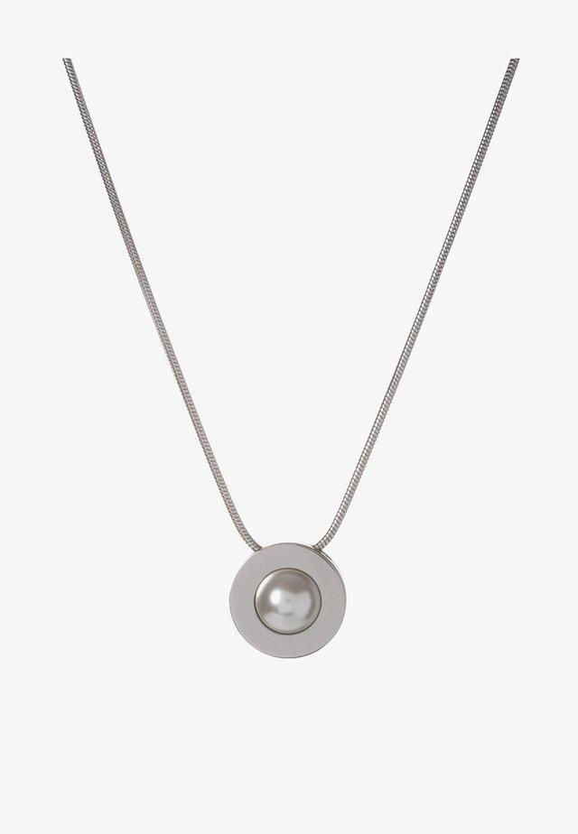 AGNETHE - Collar - silver-coloured