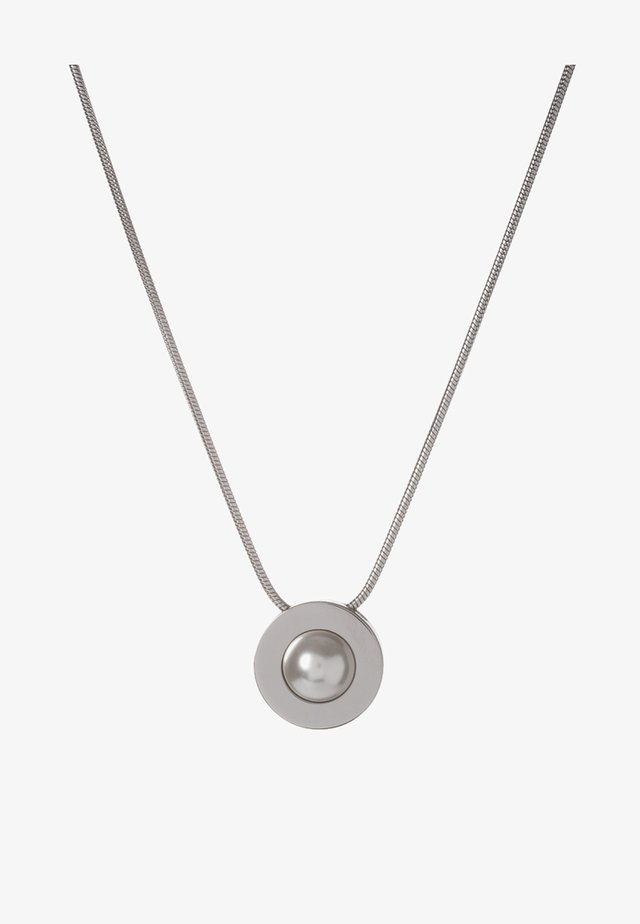 AGNETHE - Halskette - silver-coloured