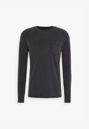 JPRBLALANCE TEE CREW NECK - Langarmshirt - black