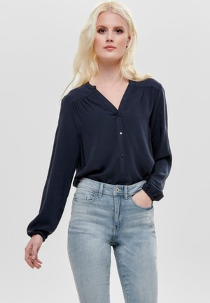 NOOS - Blouse - dark blue