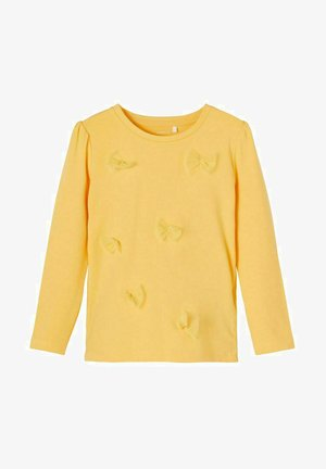 T-shirt à manches longues - sunset gold