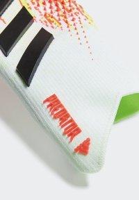 adidas Performance - PREDATOR 20 PRO GOALKEEPER GLOVES - Gloves - white - 2