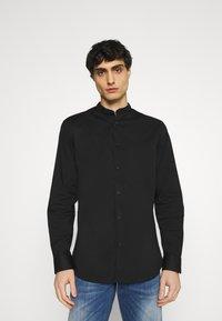 Selected Homme - SLHSLIMBROOKLYN  - Shirt - black - 0