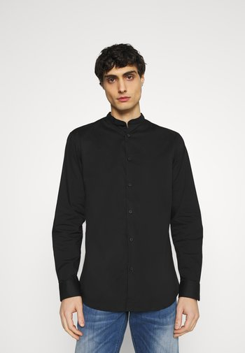 SLHSLIMBROOKLYN  - Camicia - black