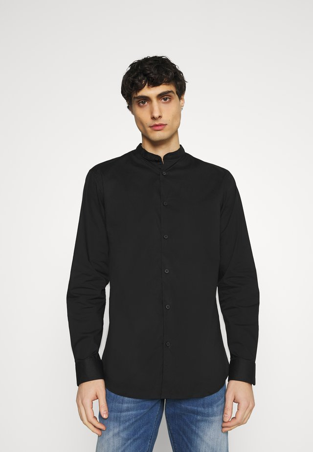 SLHSLIMBROOKLYN  - Košile - black
