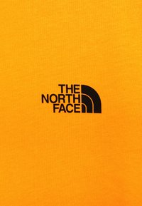 The North Face - MENS SIMPLE DOME TEE - T-shirt basic - orange/black - 6