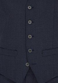 Van Gils - Suit waistcoat - dark blue - 4