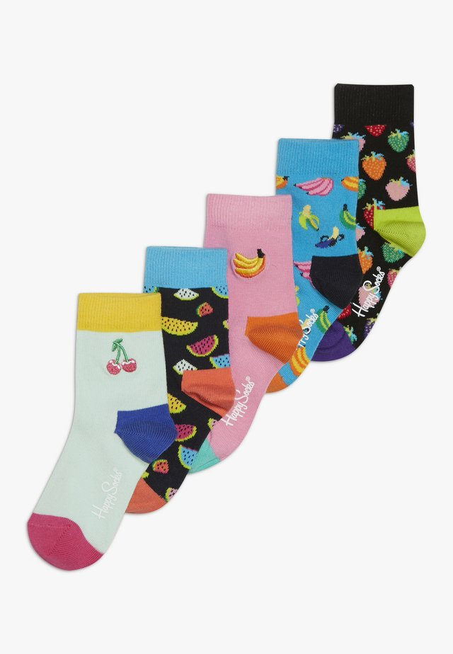 KIDS FRUITS GIFT BOX 5 PACK - Socks - multicoloured