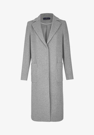 MODISCHER DESIGN - Classic coat - silber
