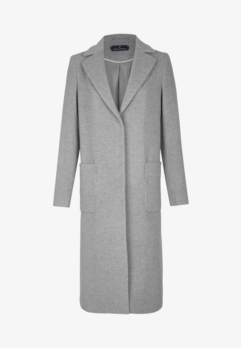 Daniel Hechter - MODISCHER DESIGN - Classic coat - silber