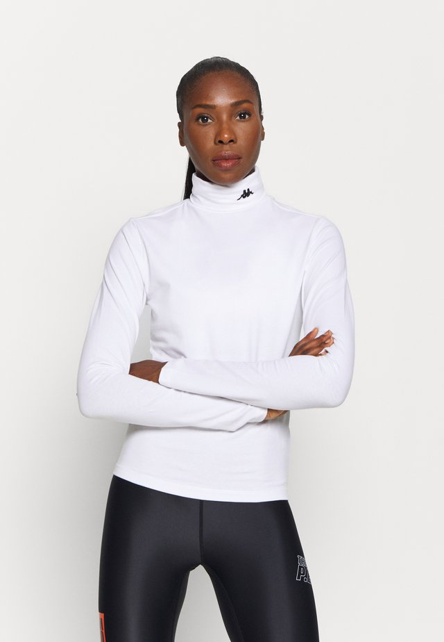 HEDI - Long sleeved top - bright white