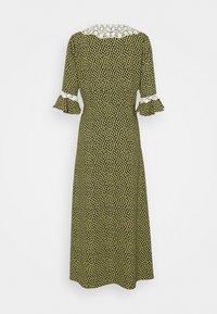 Vivetta - DRESS - Shirt dress - nero - 1