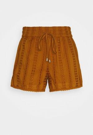 OBJERIN - Shorts - sugar almond
