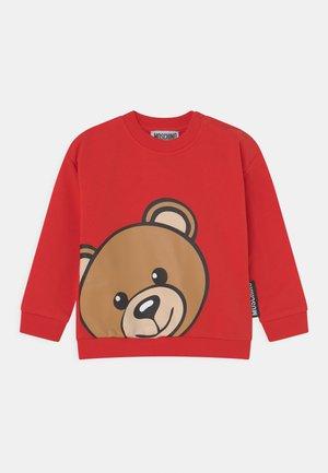 UNISEX - Sweatshirt - poppy red