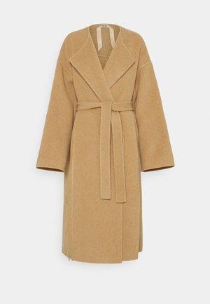 CAPPOTTO - Klasický kabát - marroncino