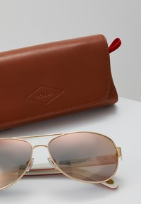 Fossil - Sunglasses - burgundy - 3