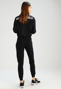 New Look - BASIC BASIC  - Tracksuit bottoms - black - 2