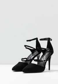 New Look - STRAPS - High heels - black - 4