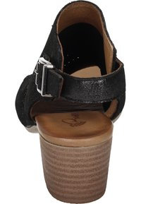 Piazza - Ankle cuff sandals - black - 8