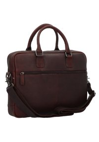 Burkely - ANTIQUE AVERY - Briefcase - brown - 1
